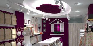 thiết kế shop thời trang nữa đẹp nhất vịnh bắc bô