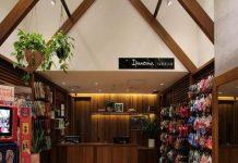 Thiết kế shop giày dép độc đáo