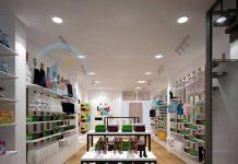 Mẫu thiết kế shop thời trang trẻ em