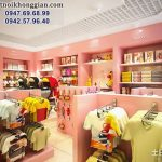 cửa hàng quần áo trẻ em