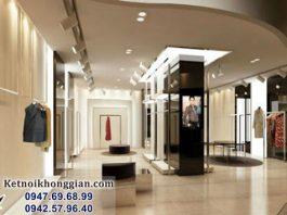 cửa hàng thời trang