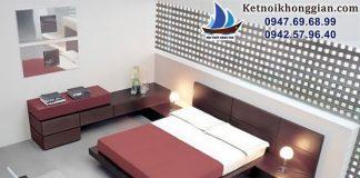 bài trí thiết kế phòng ngủ