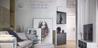 Thiết kế căn hộ 45m2