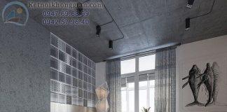 thiết kế căn hộ 50m2