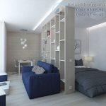 Thiết kế căn hộ chung cư mini 30m2