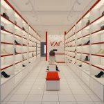 shop giày 27m2